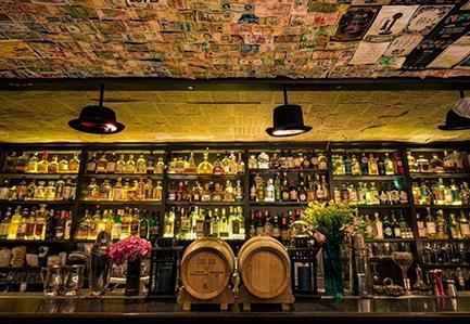 Code Bar - Strasbourg - Bar - Bar à cocktail