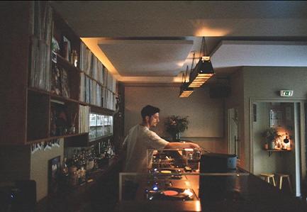 Fréquence - Bar - Paris - Bar à cocktail - musique